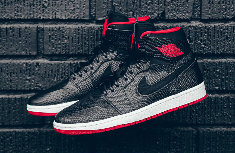 save off 5429f 36ac5 ... discount bred jordan 1 snakeskin is coming 23c09 96771