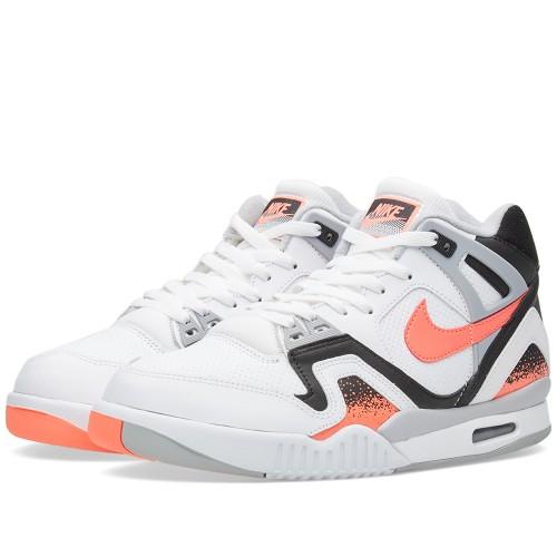 25af28153a43 MFN Sneaker Steal Alert – Nike Air Tech II Challenge (White Hot Lava)