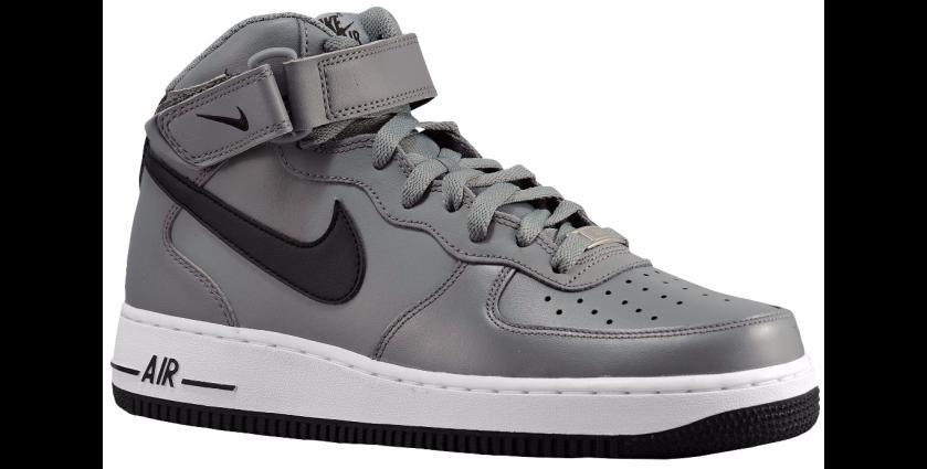 b193a0a79992 MFN Sneaker Steal Alert – Nike Air Force 1 Mid (Grey Black)