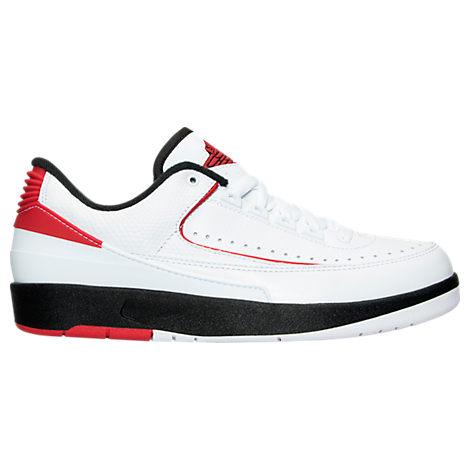 MFN Sneaker Steal Alert – Air Jordan Retro 2 Low (White Red) –  mensfashionneeds 255bd1cea01b