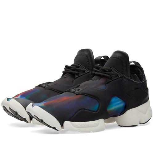 04717be969302 Sneaker Sale Alert – Y3 Kohna (Detritus Core Black) – mensfashionneeds