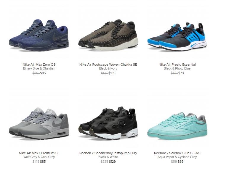 c3f4982f08085 Sneaker Sale Alert – END Clothing Sneaker Sale – mensfashionneeds