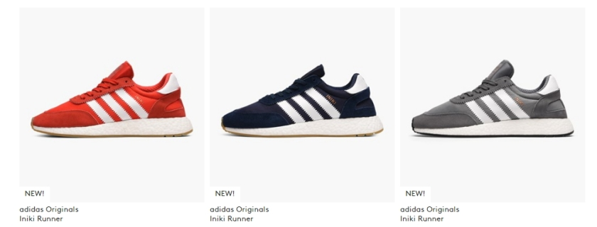 ce1fcf02751d Sneaker Release Alert – Adidas Iniki Boost (Multiple Colorways ...