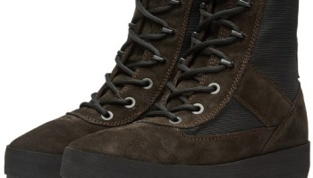 43480daf0b0a57 Sneaker Deal Alert - Yeezy Season 3 Military Boots Women (Onyx Shade)