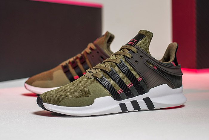 quality design e1dcd 215e0 ... promo code for adidas eqt adv cargo green turbo red 1. adidas eqt  support adv