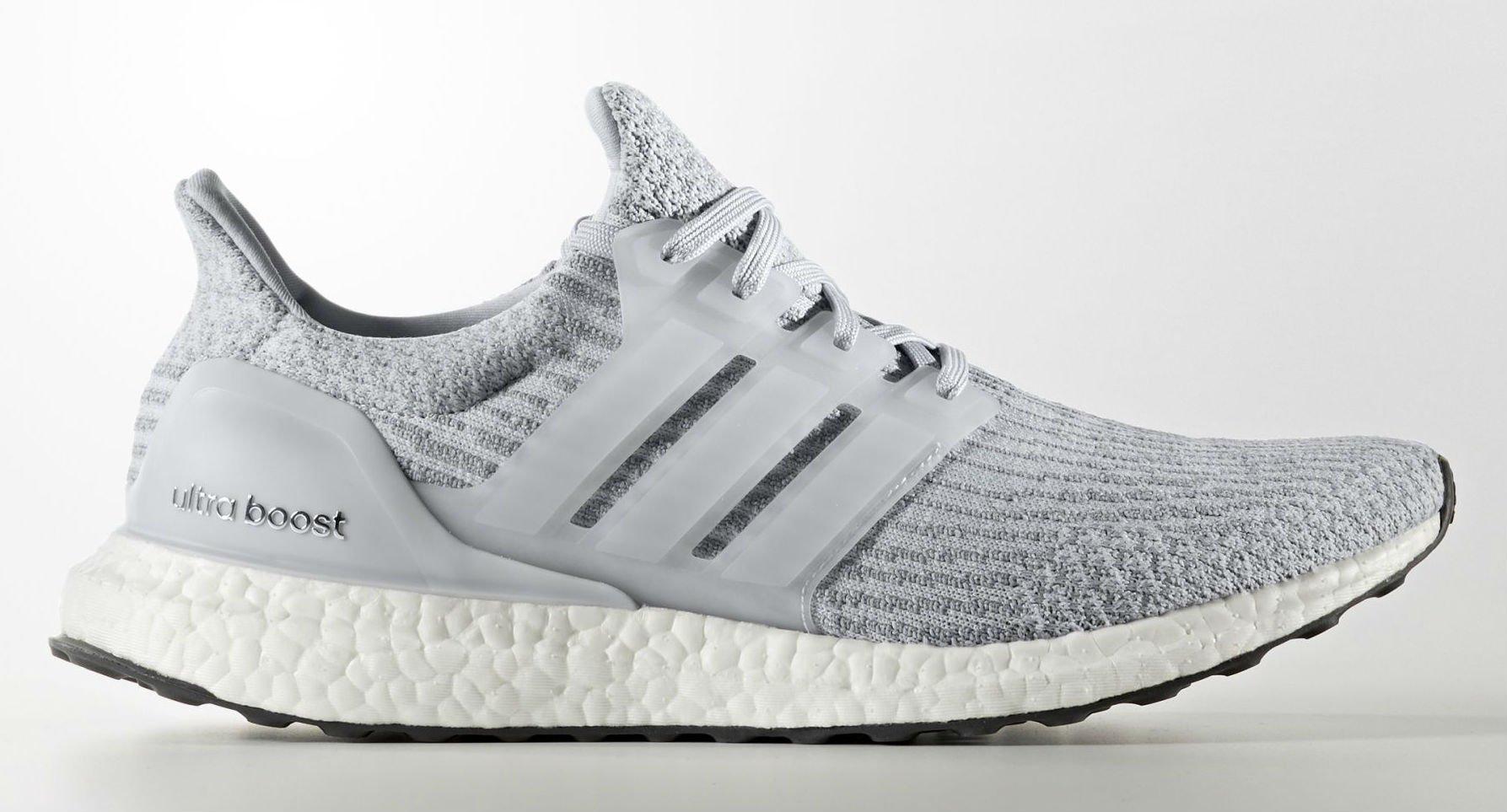 Sneaker Release Alert - Adidas Ultra Boost 3.0 Women (Clear