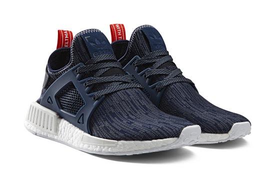 "Sneaker Release Alert – Adidas NMD XR1 ""Glitch Pack"" (Navy). adidas ... a28a65fde3cab"