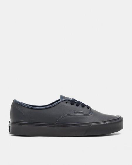"4bfe8d01d1 Sneaker Deal Alert – Van Vault Authentic Lite LX ""Leather"" (Blue Nights)"