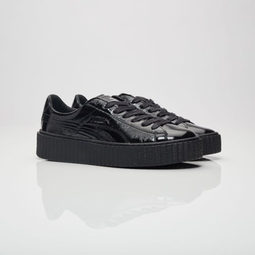 200031be6d6 Sneaker Release Alert – Rihanna Fenty x PUMA Creeper Cracked Leather ...
