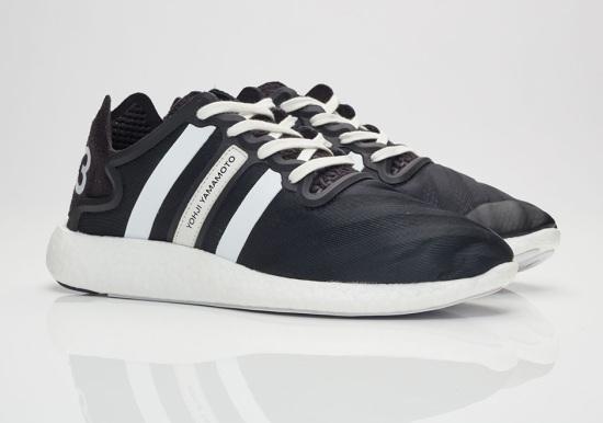 265e156559c4 Sneaker Deal Alert – Y3 Yohji Run (Black) – mensfashionneeds