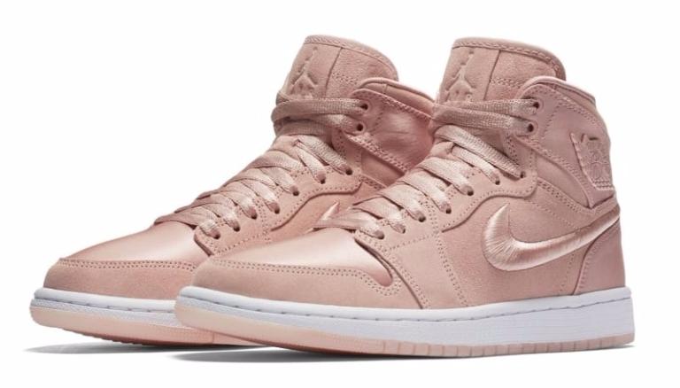"""autumn shoes f8b8f 749c5 Sneaker News Alert – Air Jordan 1 Womens """"Summer  Of High ... 6431446ac3"""