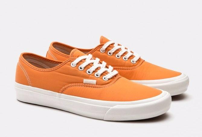 a0fe014c6b Sneaker Deal Alert – Vans Vault x Our Legacy Authentic Pro LX (OC Orange) –  mensfashionneeds