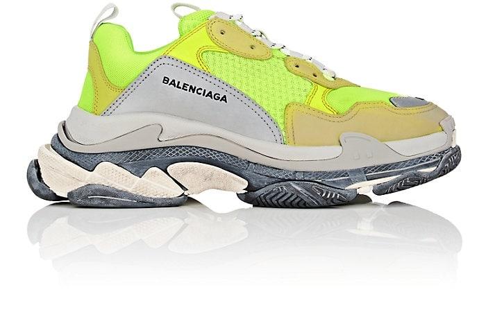 Sneaker Release Alert \u2013 Balenciaga Triple S (Yellow