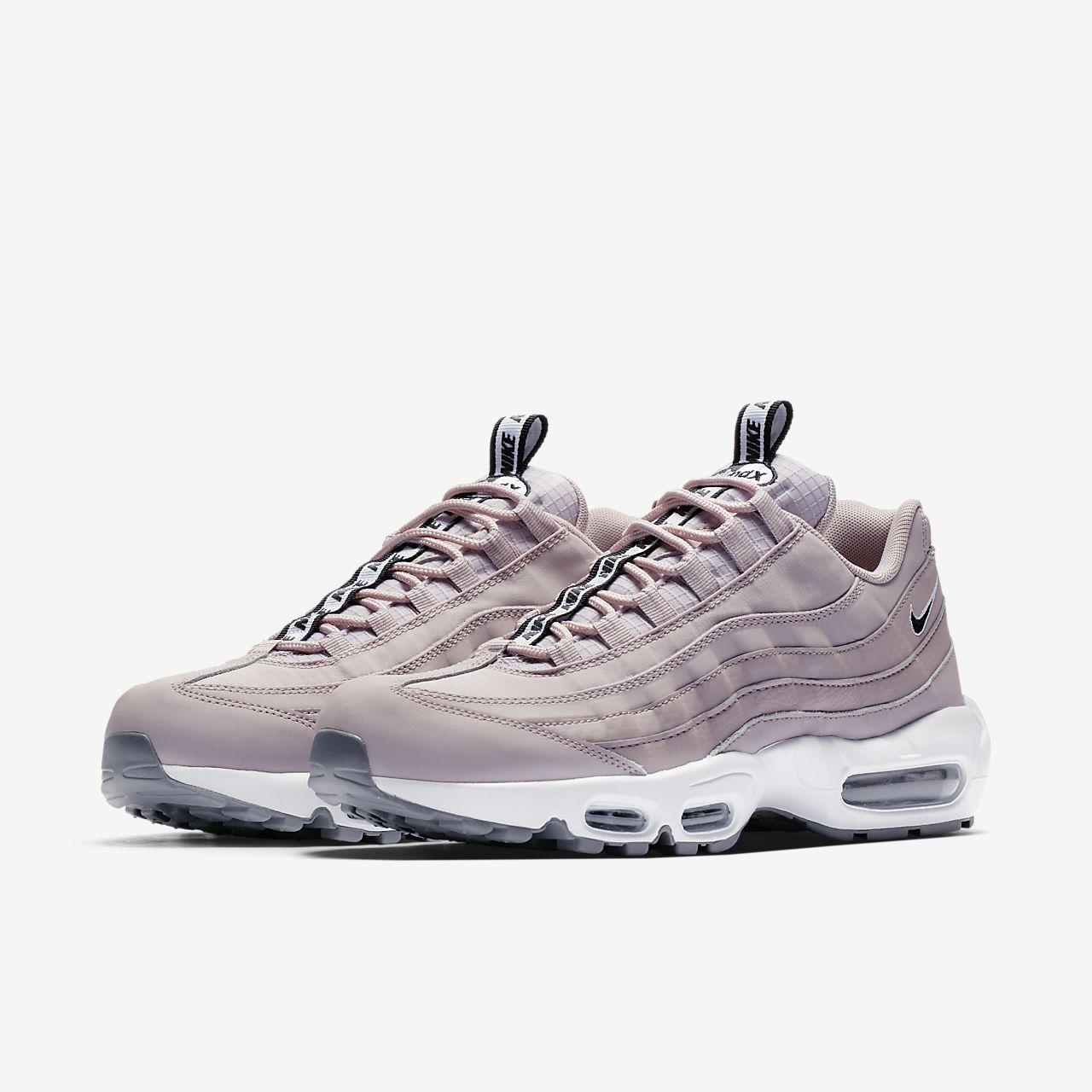 online retailer e94a6 97cbc Sneaker Release Alert – Nike Air Max 95 Tab (Particle Rose) –  mensfashionneeds