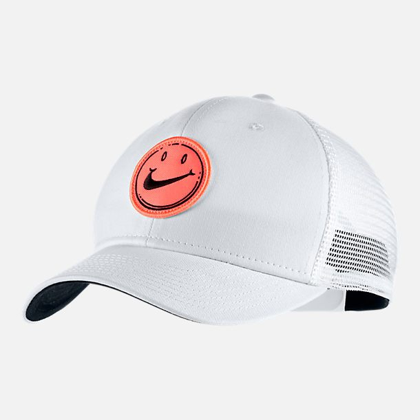 """Apparel Release Alert – Nike Classic Snapback Hat """"Have A Nice Day"""" –  mensfashionneeds 5c59ae7afe0"""