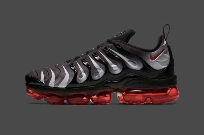 "Sneaker Release Alert – Nike Air Vapormax Plus ""Red Shark Tooth ... 321036e5d"