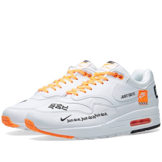 "dc2b96040ea Sneaker Release Alert – Nike Air Max 1 Lux Womens ""Just Do It ..."
