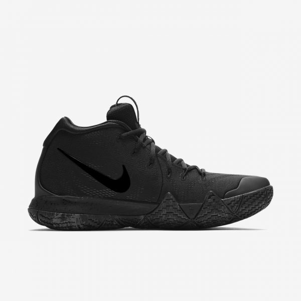 size 40 433c9 ad620 ... discount code for sale sneaker release alert nike kyrie 4 triple black  325f2 05697 76437 a0670