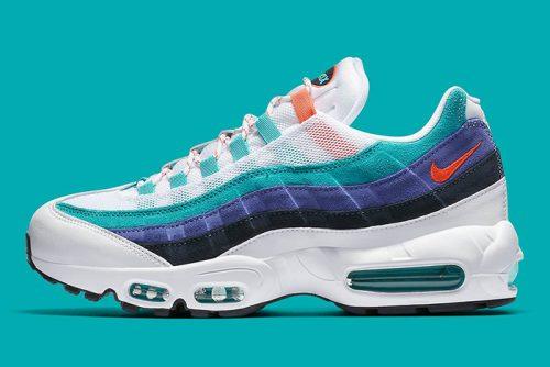 "separation shoes 1284f fe45f Nike Air Max 95 ""Origins Pack"""