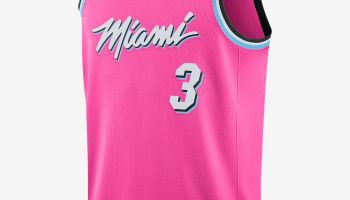 "huge selection of df29d 70447 Apparel Release Alert – Nike x NBA Miami Heat ""Dwayne Wade ..."
