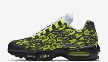 26fa72a052e13b Sneaker Release Alert – Nike Air Max 180 Night Ops (Black Volt ...