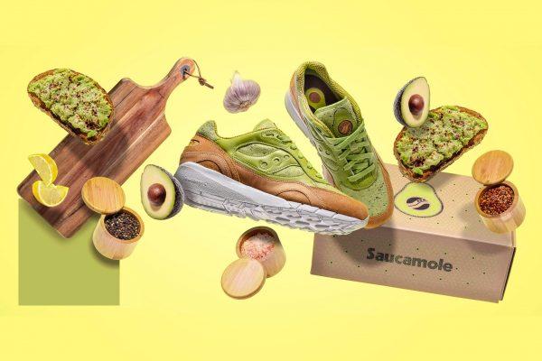 """buy online 1b506 f2645 Sneaker Release Alert – Saucony Shadow 6000 """"Avocado Toast ..."""